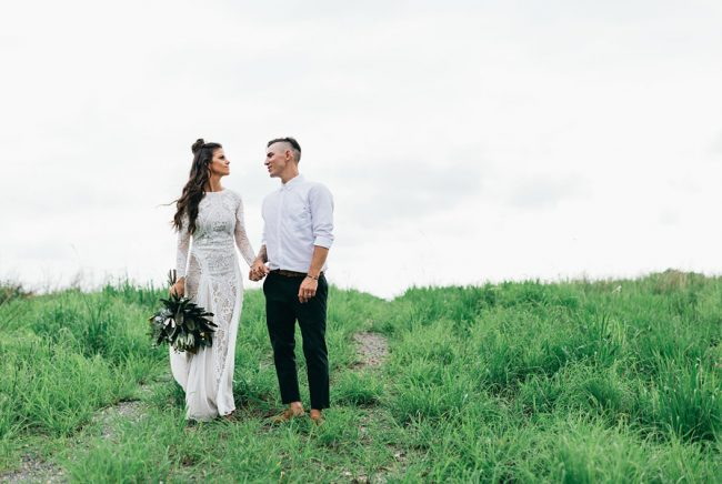 BRITTNEY + JUSTIN :: Osteria Casuarina Wedding