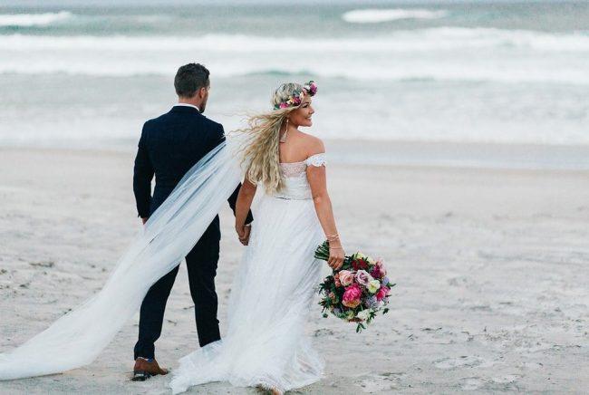 CARLIE + MATT :: Osteria Casuarina Wedding