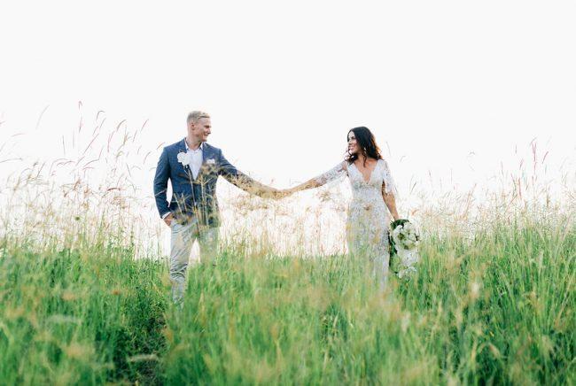 EYLSE + PETER :: Osteria Casuarina Wedding