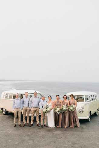 bridal party photo locations
