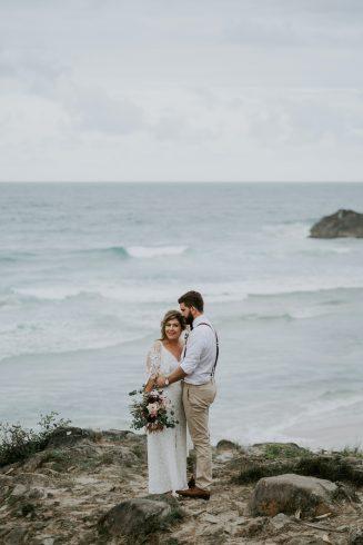casuarina beach wedding photo location