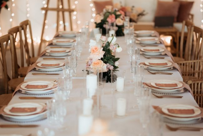 table styling in the Osteria refinery