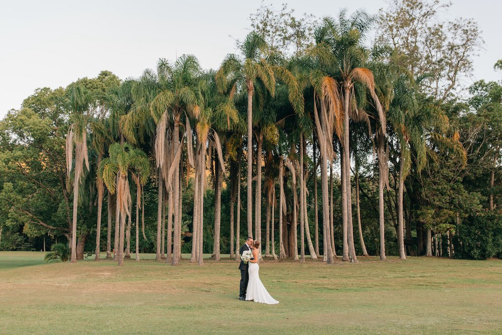 The Acre Queensland wedding venue