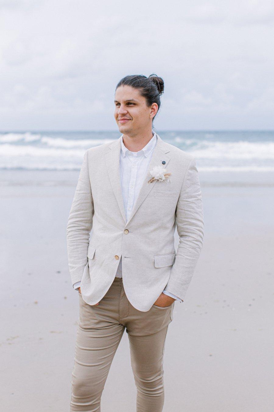 groom on casuarina beach