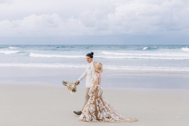 Maddy + Daniel – Real Wedding